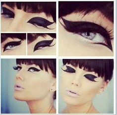 Sexy cat eyes