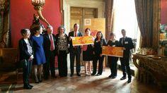Ambasciata francese, Fondazione del Gruppo UP premia associazioni italiane che si occupano di inclusione sociale: Associazione Futura e Marie Anne Erize