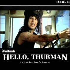 Ronnie Radke - Situations, can you perhaps be my bus driver? sorrynotsorry.