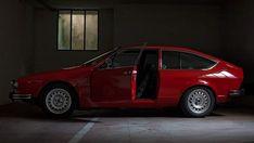 Alfa Gtv, Alfa Romeo Gtv6, Bmw Series, Vintage Classics, Old Cars, Custom Cars, Futuristic, Automobile, Fitness