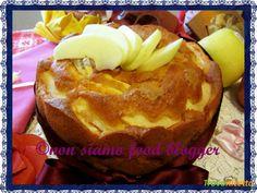 Torta di Mele Sofficissima, ricetta senza burro  #ricette #food #recipes