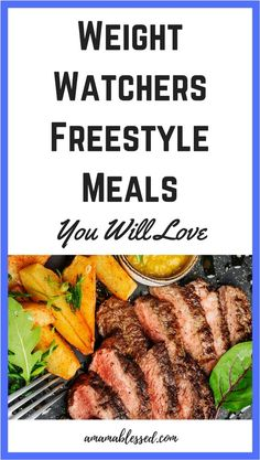 Are you looking for new Weight Watchers Freestyle meals? You won't be disappointed with my favorite ones. Weight Watchers has changed my life and it will yours too! These recipes will make you feel as if you aren't even on a diet! Weight Watchers Lunches, Weight Watchers Meal Plans, Weight Watchers Breakfast, Weight Watchers Smart Points, Weight Watcher Dinners, Weight Watchers Free, Weight Loss Snacks, Skinny Recipes, Ww Recipes