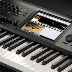 Korg - Kronos8 88 Key Music Synthesizer  #Korg #Synths #Synthesizer #MusicProducer #MusicProduction #Keyboard #AmericanMusical #AmericanMusicalSupply