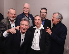 Heres What The Monty Python Reunion Looked Like At The Tribeca Film Festival