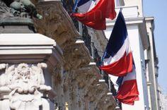 Le site Officiel des Champs Elysees Paris http://www.ChampsELysees-Paris.com 14 July 2013 on Champs Elysees Paris