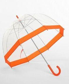 7. Elite Rain Umbrella Clear Bubble