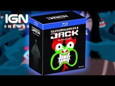 Samurai Jack Complete Series Box Set Announced - IGN News - YouTube