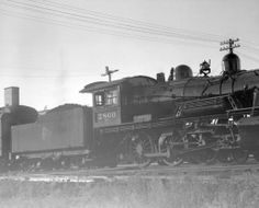CMStP&P locomotive, engine number 2860, engine type 4-6-0 :: Western History