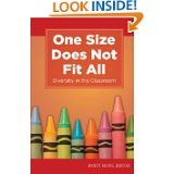"""""""One Size Does Not Fit All' - great stores on diversity meant to teach and inspire students. Have used with high school and college students and always well received."""
