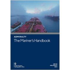 The Mariner's Handbook 2015 Itu, New Books, Nautical, Commercial, California, Navy Marine, Nautical Style, Nautical Theme