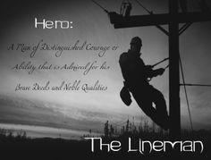 Lineman Heroes - love it