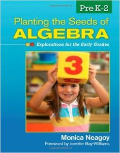 Provides PreK- Grade 2 teachers with a guide on how to create a strong foundation in algebra for young children. Lessons include age-appropriate problems, games and lessons on algebraic concepts, as well as ideas for lesson modifications.