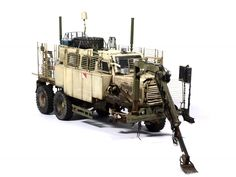"""Armorama :: """"Buffalo"""" 6X6 MPCV"""