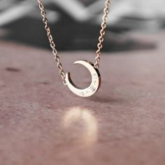 Colier placat cu aur roz - pandantiv Semiluna - MSM-Shop Drop Earrings, Stuff To Buy, Shopping, Jewelry, Jewlery, Jewerly, Schmuck, Drop Earring, Jewels