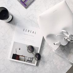 Imagem de magazine, white, and black