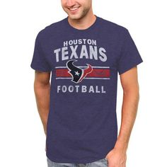NFL Houston Texans Vintage Team Arch T-Shirt - Navy Blue (Large) by Junk Food. $19.99. Houston Texans Vintage Team Arch T-Shirt - Navy BlueScreen print graphicsTeam logo and colorsTagless collarOfficially licensed NFL product50% Cotton/50% PolyesterImportedDistressed details for a worn lookDistressed details for a worn lookScreen print graphicsTeam logo and colorsTagless collarImportedOfficially licensed NFL product50% Cotton/50% Polyester