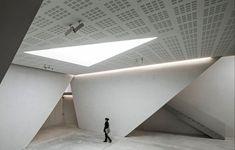 The Teatrino of Palazzo Grassi by Tadao Ando | http://www.yellowtrace.com.au/triangles-in-architecture/