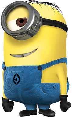 He's got that look in his eye... | Minions Movie | In Theaters July 10th