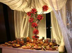 1000 images about mesas de bocadillos on pinterest - Mesas de boda decoradas ...