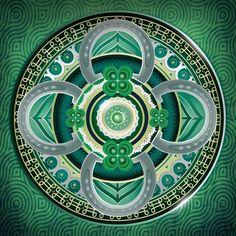 Bőség Mandala - Freedom Flow FengShui Webshop by Skultéty Andrea Geometric Art, Feng Shui, Fantasy Art, Flow, Freedom, Decorative Plates, Outdoor Blanket, Marvel, Quilts