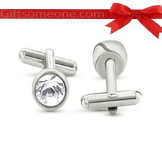 MRP:  Rs.1,899.00 /  $34.18 Giftsomeone:Rs.950.00 / $17.10 50% Discount Shipping Charges Free Shipping To India(IND) Product Details  Nickel Plated Crystal Cufflinks with fancy box packed, Free Size, Formal Office wear as well as can be used in evening parties, 1 Year Warranty, Weight 30gms. http://www.giftsomeone.com/cufflinks/product_info.php/products_id/4037