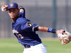 Top prospect Orlando Arcia to join Brewers Tuesday
