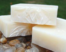 Recipe for soap that will lather in salt water.  No fragrance, no color, just pure and natural soap.