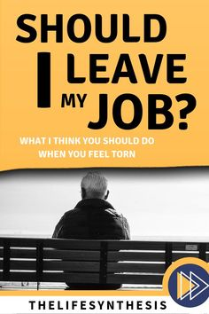 Should I leave my job? Career Success, Career Goals, Career Advice, Career Ideas, Career Change, Self Development Books, Career Development, Cant Take Anymore, Know What You Want