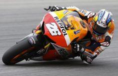 MotoGP: Pedrosa volvió a ser el más rápido en Malasia | Automundo