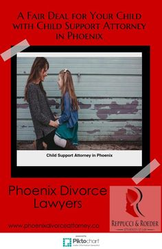 The child is the one who is going to suffer the most and that is why getting the best Child Support Attorney in Phoenix is very important from the point of view of the future of the child or the children involv