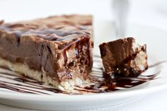 Creamy Chocolate Coconut Pie | GI 365 17