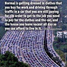 """""""Normal is..."""" - Ellen Goodman [403 x 403] - Imgur"""