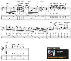 Dropped-D Jazz | GuitarPlayer