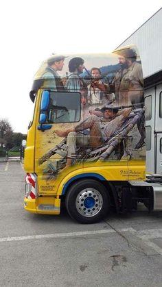 C Show Trucks, Rc Trucks, Big Rig Trucks, Pickup Trucks, Customised Trucks, Custom Trucks, Car Brake System, 6x6 Truck, Custom Big Rigs