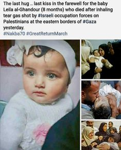 Last Kiss, Israel Palestine