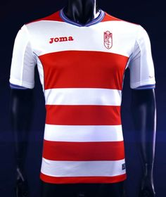The new Granada 16-17 kits introduce outstanding designs for the Andalusian club, made by Spanish brand Joma.