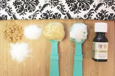 MAKE Scrub and Lotion to help control Keratosis Pilaris