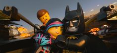 We review the Lego Movie.