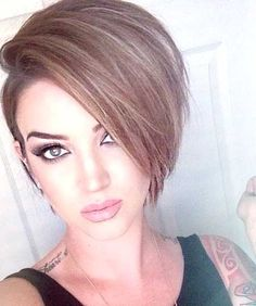 short haircuts 2015...some amazing colors also