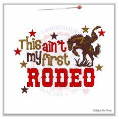 Carter's rodeo shirt
