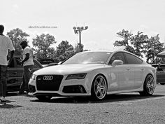 Waterfest 20 Audi RS7 by Mind Over Motor, via Flickr