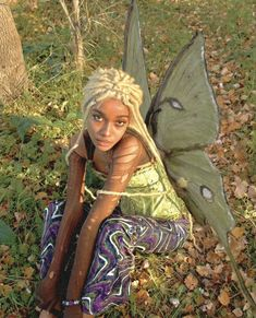 Poses, Pretty People, Beautiful People, Indie, Estilo Hippy, Black Girl Aesthetic, Forest Fairy, Mode Outfits, Looks Cool