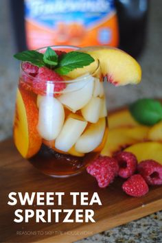 Sweet Tea Spritzer t
