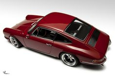 Porsche 911 1964 by Zuugnap, via Flickr