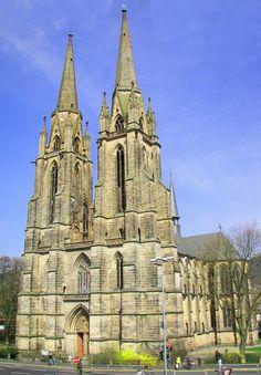 Catedral de Marburgo (Alemania) -45