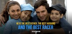 RV - The best father! The best husband! The best Racer! - Ta Ra Rum Pum