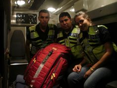 Ambulancias Life Line Culiacan, Sinaloa Chaleco G2 Vest y Back Up de Statpacks. EMS México     Equipando a los Profesionales