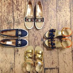 The fabulous NEW #Sanchita shoe collection, now available at Collen & Clare. #southwold #aldeburgh #burnham   www.collenandclare.com