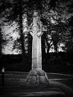 Celtic Cross, Killarney Ireland