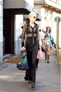 How to Chic: HOW TO WEAR LIKE A MODEL? 10 STREET STYLE INSPIRATIONS